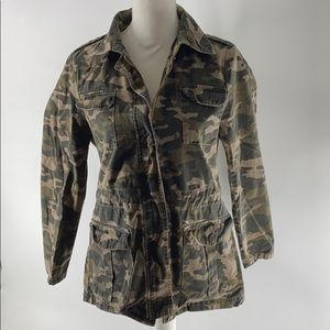FOREVER21 ARMY JACKET